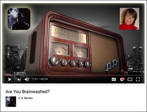 interview -  C.V. Berton - Are You Brainwashed?
