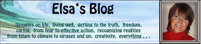 Elsa's Blog