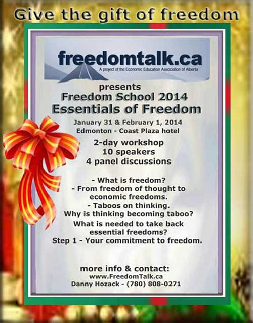 Freedom of Thought - Essentials of Freedom - Workshop