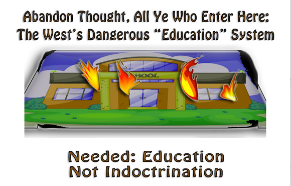 Education, Not INdoctrination