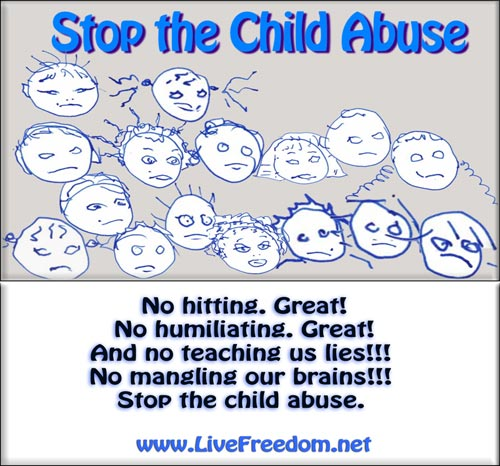 Stop the Child Abuse