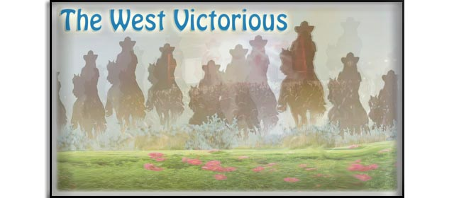 West victorious