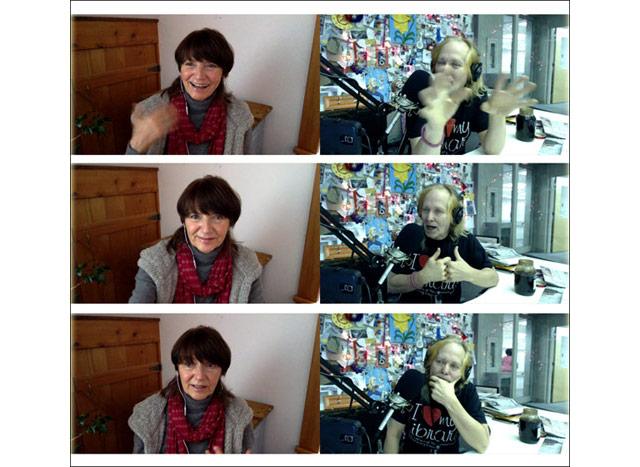 interviewed - Vindy Radio - Brainfood from the Heartland - louieb free