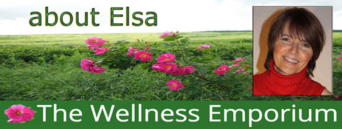 Wellness Emporium - about Elsa