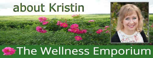 Wellness Emporium - about Kristin